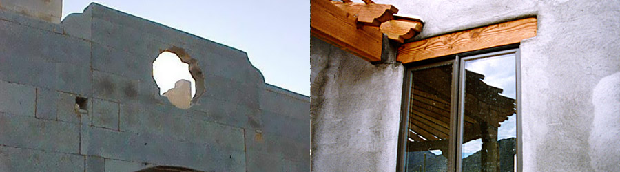 ICF Blocks - Insulated Concrete Forms - Compound ICF - Rastra